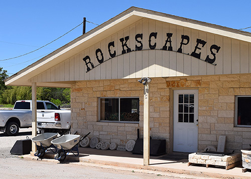 rockscapes office